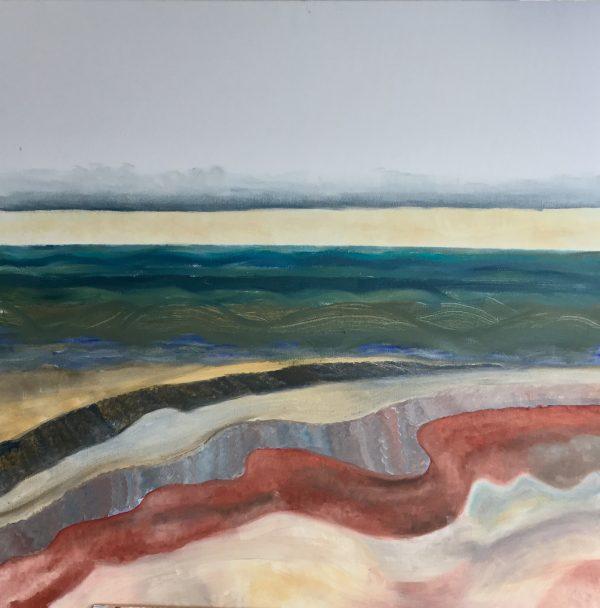 Sea Squares - Oils