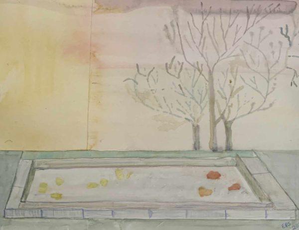 Zen - Watercolor